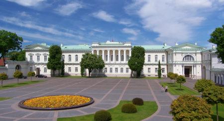 Wilno_-_Pałac_prezydencki